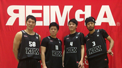 3x3 JC チーム