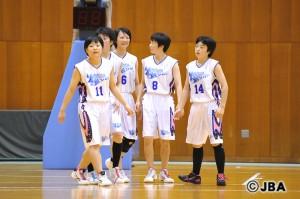 チームが一体となって臨んだ初の全国大会。この経験を次につなげたい横浜清風